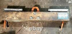 4000 lb Battery Lifting Beam Spreader Bar Fork Lift Battery Puller Tool