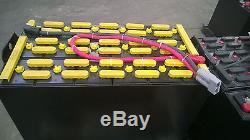 48 Volt Forklift Battery 24-85-21 Fully Refurbished 24vlt, 36vlt & 48vlt InStock