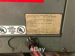 AMETEK Battery Mate Charger 36V 128A 601ah 18 Cells 480V 3PH 7.9A 750H3-18C