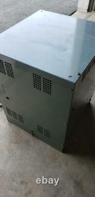 AMPTEK Prostolite ST-100 24Volt 120Amps battery charger for forklift 3 phase