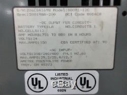 AS IS! Ametek AC500 Prestolite Forklift Battery Charger 50019BA-200