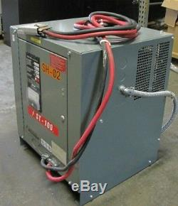 Ametek AC500 Prestolite Forklift Battery Charger 500401C-200 36 Volt