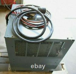 Ametek Battery Mate 100 600h3-18g Forklift Battery Charger. 36v, 511-600ah, 120a