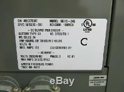 Ametek Battery Mate Forklift Battery Charger 48V, 966-1050AH Very Good Condition