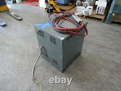 Ametek EZ Charge 880H3-18E Industrial Forklift Battery Charger 36V 480V 117A