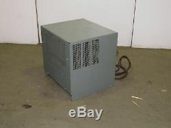 Ametek Prestolite 880C3-24 48V 208-240/480 Input Forklift Battery Charger 24Cell