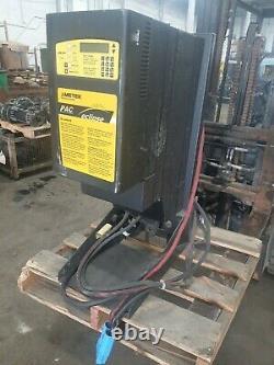 Ametek Prestolite Power Ec2000 900pacd3-24p Forklift Battery 48v