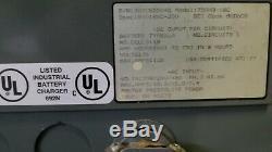 Ametek Prestolitee 36VDC Industrial Forklift Hilow Battery Charger 750H3-18C