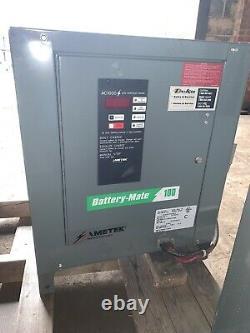 Amtek Battery Mate 100 Battery Charger 3P 208/240/480V -751-880 IN 8 HOURS