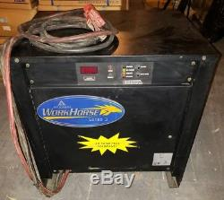 Applied Energy Workhorse Series 3 Forklift Battery Charger, 36V volt 18y0965x3d