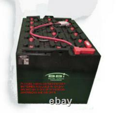 BATTERY FORKLIFT LIFT 24V 1080 Ah. MODEL 12-85-13 MADE BY BBi BATTERY