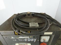 Barrett ASR-B6-540 240/480V Input 6 Cell 12VDC 540AH Forklift Battery Charger