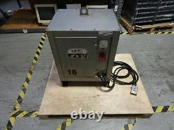Barrett Perma-Gard ASR-B18-680 Industrial Battery Charger 36VDC Untested AS-IS