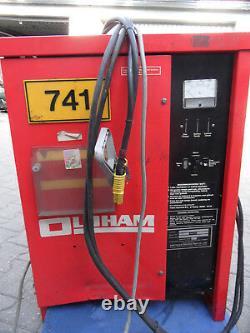 Battery Charger Forklift Partridge Wilson 27112075 220/240V