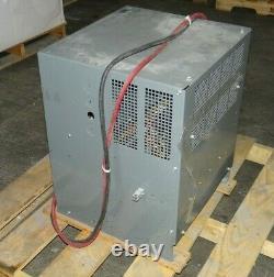 Battery Mate 24 Volt Charger 750H3-12G Forklift