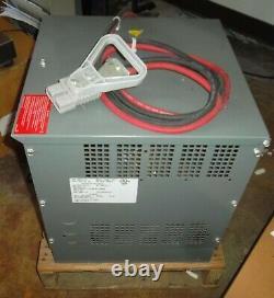 Battery-Mate 80 AC500 Forklift 48V Forklift battery charger Model 600M1-24C