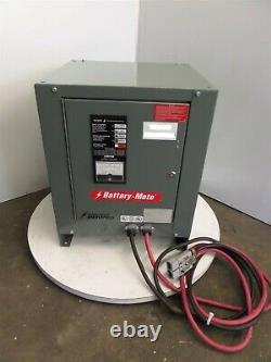 Battery-Mate AC500 Forklift Battery Charger 1260H3-18C
