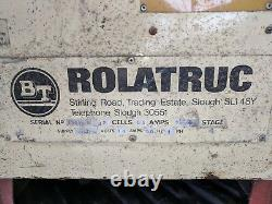 Bt Rollatruc Rd90 Forklift Single Phase Battery Charger 12 Cells At 85 Amps