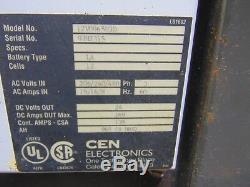 CEN Electronics MC-05 24 Volt Forklift Battery Charger 965 AH 24v