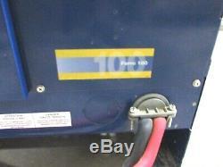 CROWN FORKLIFT BATTERY CHARGER, 24V, 143A, 12 CELL, Model CR12FR3B-750