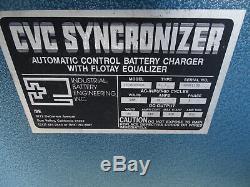 CVC Syncronizer 24V Forklift Pallet Jack Fork Lift Battery Charger 12CVC850SD