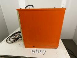 C&D AR12C/E150G Electric Forklift Battery Charger 24VDC 630AH 208-230/460V 1Ph