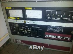 C&D ARE 48AC12E LEGACY 120V ac 48V dc FORKLIFT SOLAR BATTERY CHARGER PALLET
