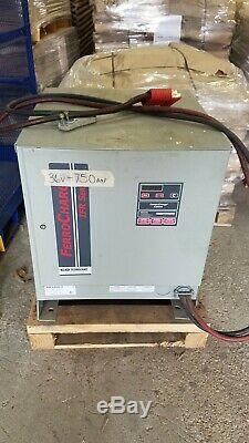 C & D FerroCharger IFR18HK750 Forklift Battery Charger 36V 750 AH Works Great