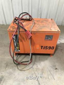 C&D Ferro Five FR12HK850M 24V Forklift Battery Charger 850/851/1200AH 3PH