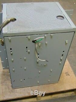 C&D Industrial Battery Backup Charger Charging Unit 52.8 Volt 48 Volt 1 Phase In