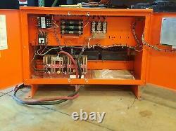 C&D Industrial Battery Charger 48 Volt 750 AMP HR AC Voltage 208/240/480