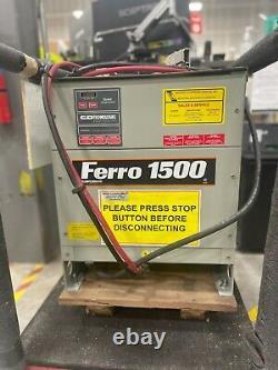 C&D Technologies FERRO 1500 VFR12CEM550 Battery Charger