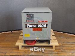 C&D Technologies Ferro 1500 24V Phase 1 Forklift Battery Charger VFR12CEM750