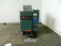 C&d Ferro V Forklift Battery Charger 12 Volt Fr6a / C85e