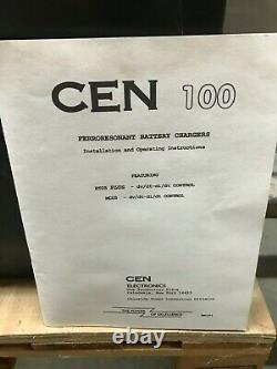 Cen Electronics 48 Volt Forklift Battery Charger