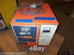 Charger forklift 208v 230v 480v 3 phase single phase 1 tow motor 12 cell 24v