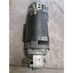 Crown 40WTL Walk Behind 24V Walkie Stacker Electric Motor with Hydraulic Pump