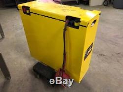 Crown CR188 Type 12-85S-07 Forklift Industrial Lift Battery 24 Volts