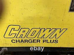 Crown Charger Plus Forklift Battery Charger