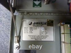 DET-TRONICS EQ2110P & LAMARCHE A36DN-10-24V-A1-12L Ferroresonant Battery Charger