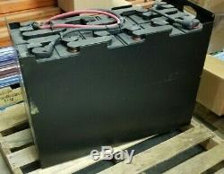 DOUGLAS 24 VOLT BATTERY Product = 085DL-13 for Forklift 510Ah slightly used