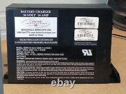 Dane Technologies 36v Battery Charger 16Amp Forklift/Golf Cart