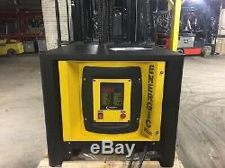Digital 48 Volt Forklift Battery Charger 208/240-480 Input Voltage 3 Phase New