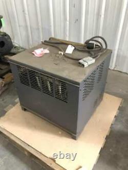 EXIDE D3G-18-1050 Forklift Battery Charger 36V 168A 1050AH 208/240/480V 3PH 8hr
