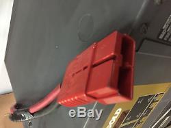EXIDE IRONCLAD 24V 865AH 1PH SINGLE PHASE input FORKLIFT BATTERY DEPTH CHARGER