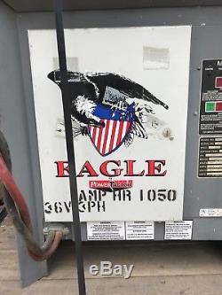 Eagle Mark II Forklift Battery Charger 36V 1050AH