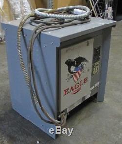 Eagle Mark I Forklift Battery Charger 36V 750AH Good Condition 1 PHASE