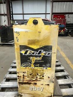 Electric Forklift Battery 12-125-17, 24 Volt, 1000 Ah (at 6 hr.) DEKA
