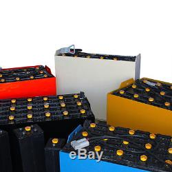 Electric Forklift Battery 12-125-9, 24 Volt, 1250 Ah (at 6 hr.)