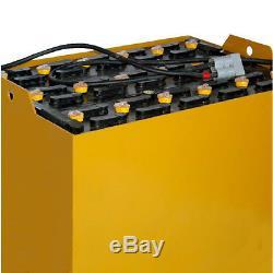 Electric Forklift Battery 24-125-21, 48 Volt, 1250 Ah (at 6 hr.)